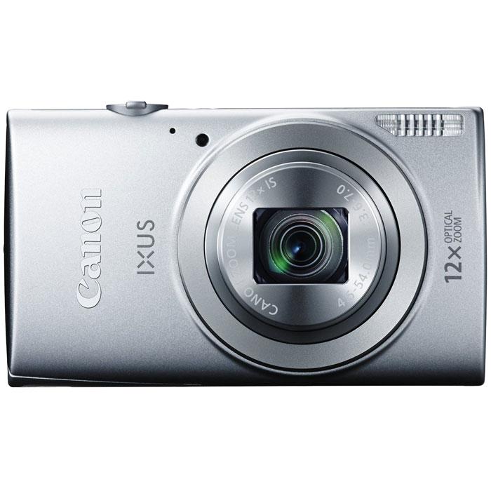 Canon IXUS 170, Silver цифровая фотокамера ( 0128C001 )