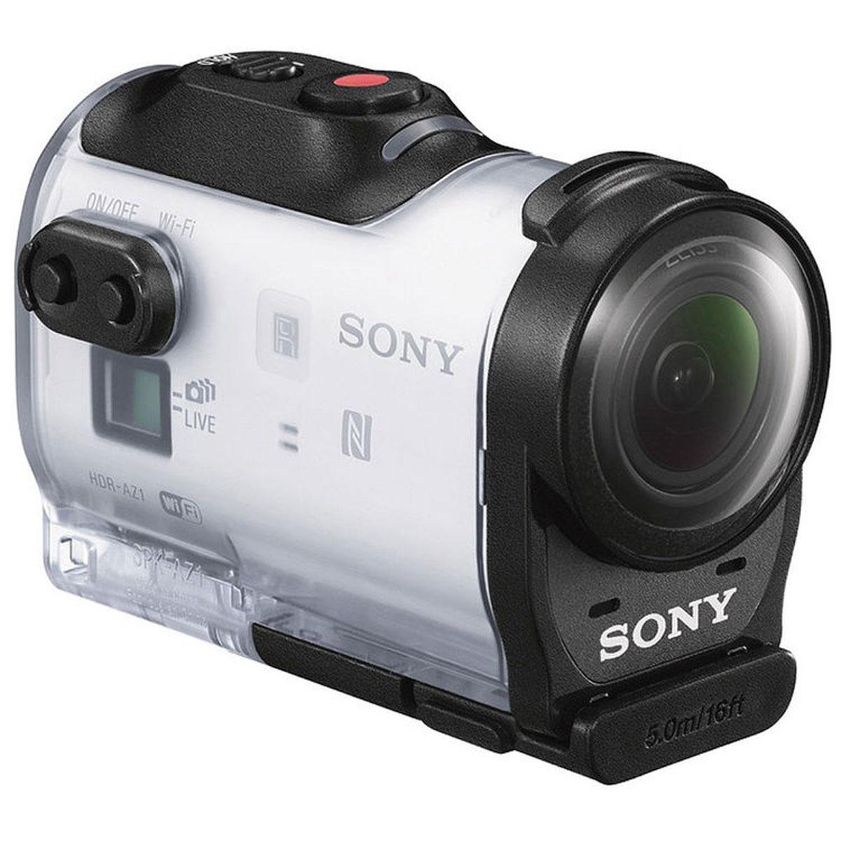 Sony HDR-AZ1VR экшн-камера + пульт ДУ Live-View sony hdr az1vr