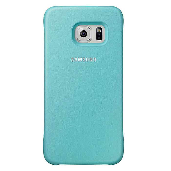Samsung EF-YG920B Protective Cover чехол для Galaxy S6, MintEF-YG920BMEGRUЧехол Samsung EF-YG920B Protective Cover для Galaxy S6 отлично подойдёт для вашего устройства, так как он сочетает в себе удобство и функциональность, а также сможет защитить ваш смартфон от внешних повреждений. Имеет свободный доступ ко всем разъемам устройства.
