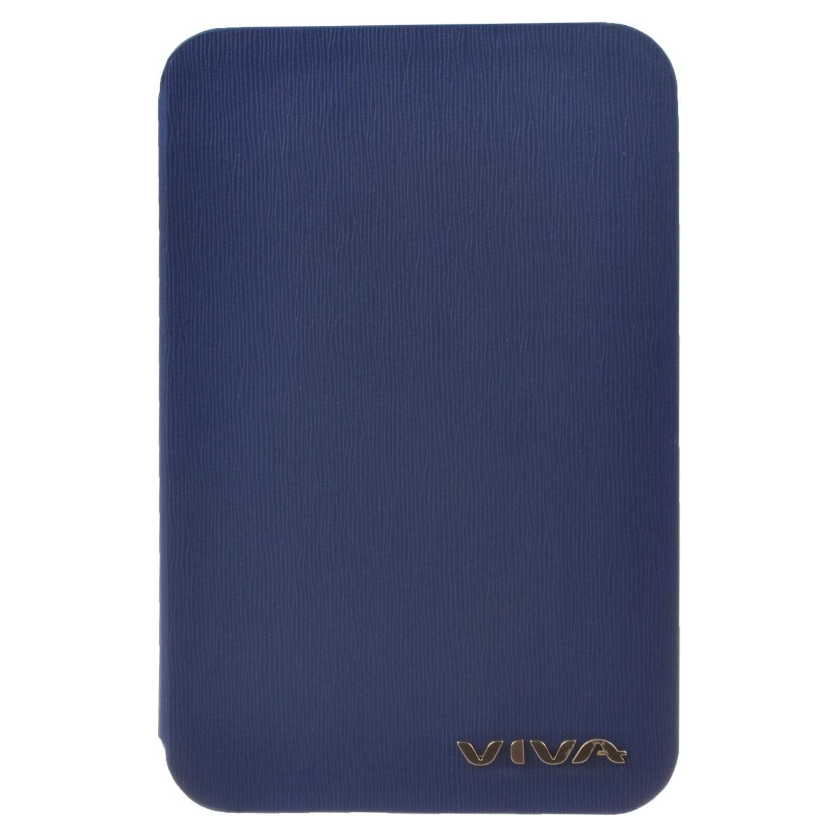 Vivacase Optima универсальный чехол для устройств 7, Blue (VUC-COP07-blue)VUC-COP07-blueЧехол Vivacase Optima предназначен для защиты электронных устройств диагональю 7 от механических повреждений и влаги. Крепление позволяет надежно зафиксировать устройство. Обеспечивает свободный доступ ко всем разъемам и клавишам вашего девайса.