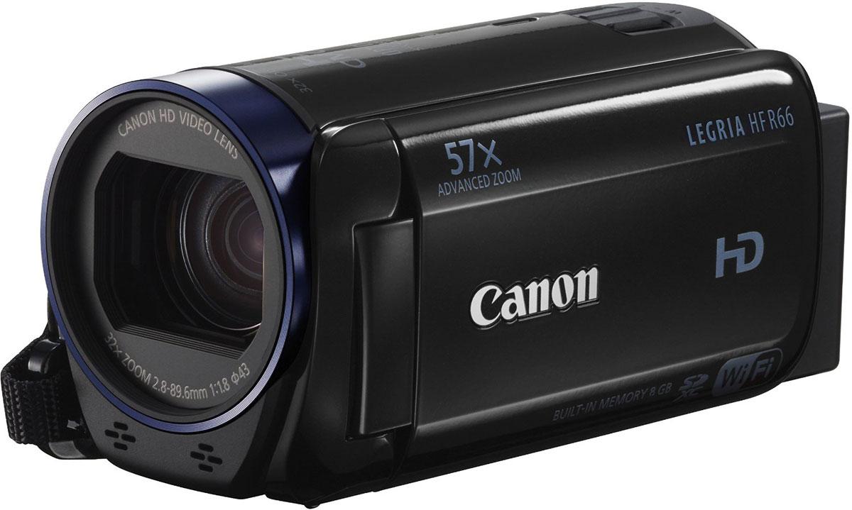 Canon LEGRIA HF R66 цифровая видеокамера