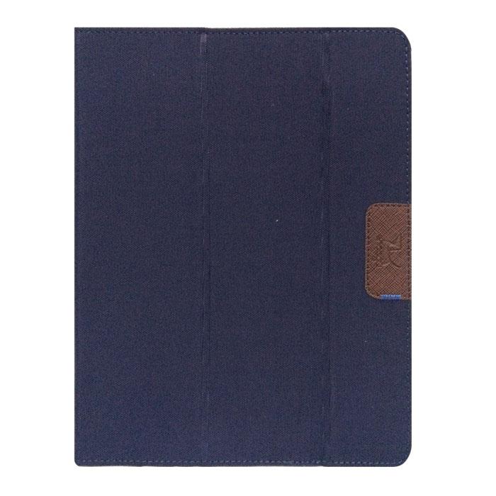 Snoogy SN-UNI97 чехол для планшетов 9.7, Blue (ткань)SN-UNI97-BLU-OXFЧехол Snoogy для планшетов диагональю 9,7 изготовлен в России из качественных материалов с фактурным рисунком. Держатель устройства - 4 эстетичных тонких и надежных пластиковых уголка, которые крепко фиксируют гаджет. Чехол имеет свободный доступ ко всем разъемам и кнопкам устройства. Передняя крышка служит подставкой для альбомной ориентации планшета. Упаковка для чехла Snoogy представляет собой самостоятельный продукт - она выполнена в качестве косметички и может использоваться для хранения и перевозки полезных мелочей! У чехла отсутствует неприятный запах!