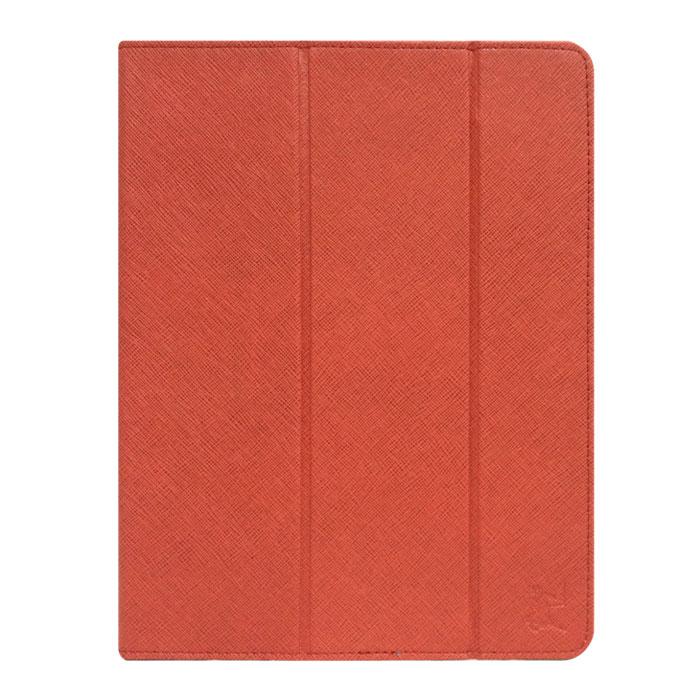 Snoogy SN-UNI97 чехол для планшетов 9.7, Red (кожа)SN-UNI97-RED-LTHЧехол Snoogy для планшетов диагональю 9,7 изготовлен в России из качественных материалов с фактурным рисунком. Держатель устройства - 4 эстетичных тонких и надежных пластиковых уголка, которые крепко фиксируют гаджет. Чехол имеет свободный доступ ко всем разъемам и кнопкам устройства. Передняя крышка служит подставкой для альбомной ориентации планшета. Упаковка для чехла Snoogy представляет собой самостоятельный продукт - она выполнена в качестве косметички и может использоваться для хранения и перевозки полезных мелочей! У чехла отсутствует неприятный запах!