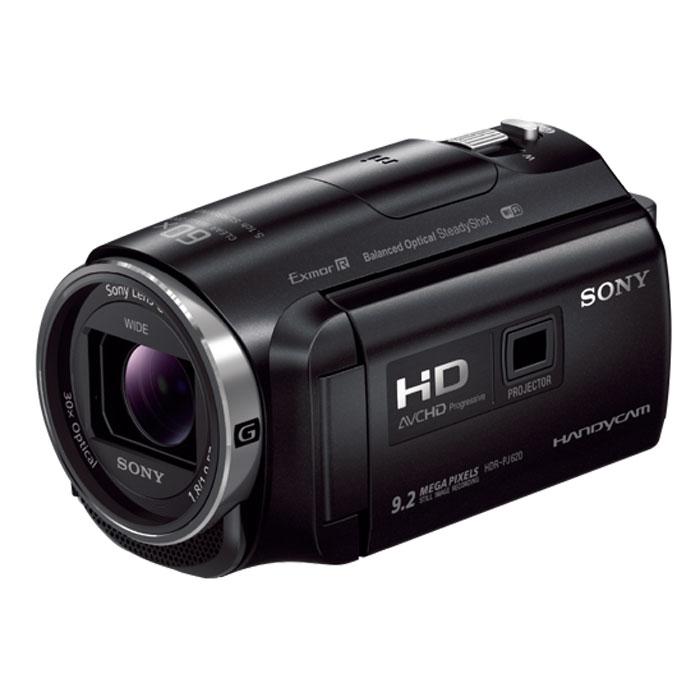 Sony HDR-PJ620B видеокамера