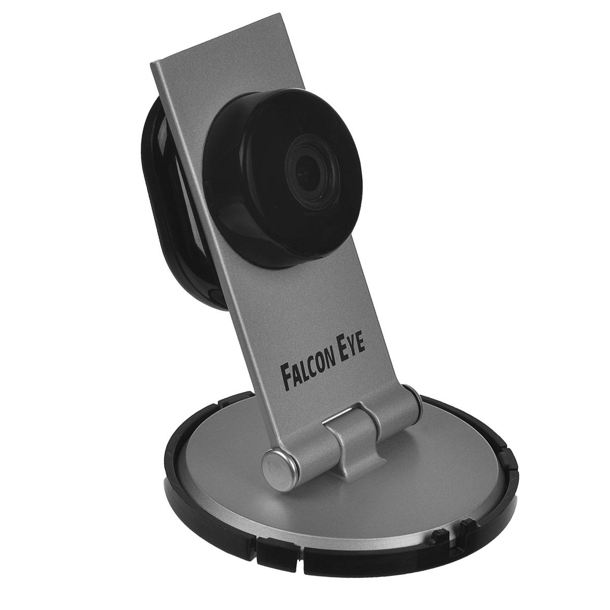 Falcon Eye FE-ITR1300 беcпроводная IP-камераFE-ITR1300P2P видеокамера FE-ITR1300. Для данной камеры не нужен статический IP адрес и сложная настройка. С P2P технологией, пользователи могут теперь без труда ввести идентификационный номер (ID) устройства и пароль для доступа к IP-камере без каких-либо дополнительных настроек. Фактически, то, что раньше мешало широкому распространению ip камер - это непонятная настройка для обычного пользователя, теперь в прошлом. Достаточно настроить wi-fi в самой камере, для подключения ее к беспроводной сети, но, благодаря понятным инструкциям, это не проблема. Благодаря невысокой цене и простым настройкам, пользоваться данными камерами могут обычные люди, без специальных технических знаний. Так же данные P2P ip камеры поддерживают архивирование данных на карте Micro SD. Вы очень просто можете не только посмотреть изображение online, но и получить доступ к архиву, посмотреть или скачать файл с видео к себе на компьютер. Наличие встроенных динамика и...