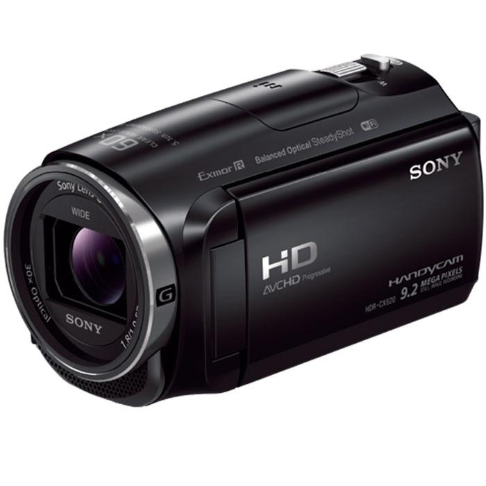 Sony HDR-CX620B видеокамераHDRCX620B.CELВидеокамера с возможностью записи в форматах AVCHD и XAVC S, сбалансированным оптическим стабилизатором изображения SteadyShot, функциями Highlight Movie Maker и прямой трансляции видеопотока для простоты передачи. Сбалансированный оптический стабилизатор SteadyShot: Наша усовершенствованная технология стабилизации изображения обеспечивает съемку четких видеосюжетов, даже при дрожании и тряске камеры. 30-кратный оптический зум: Эта видеокамера оснащена широкоугольным объективом, который идеально подходит для съемки грандиозных пейзажей, а также имеет 30-кратный оптический зум и 60-кратный цифровой зум Clear Image для возможности универсальной настройки параметров съемки. Широкоугольный объектив до 26,8 мм: Если вы снимаете видео или занимаетесь фотосъемкой, лучший в своем классе широкоугольный объектив дает больше возможностей при съемке пейзажей и сцен внутри помещения, когда у вас недостаточно места, чтобы отступить...