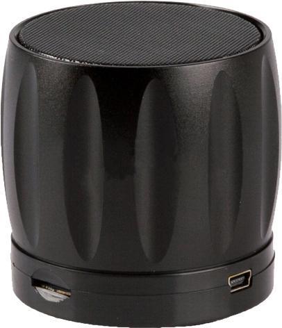 Liberty Project S13, Black беспроводная колонкаR0004235S13 - это портативная акустическая система, совместимая с большинством аудио устройств. Небольшие размеры и встроенный аккумулятор дают возможность использовать колонки в мобильном режиме, в любом месте, где нет электричества. Скромные с виду динамики обеспечивают вполне серьезную громкость и с легкостью озвучивают небольшое помещение или место пикника, отдыха. Для подключения можно использовать стандартный аудиоразъем 3.5 мм или Bluetooth соединение. S13 - прекрасное решение для всех, кто хочет слушать любимую музыку в компании и не зависеть от розетки.