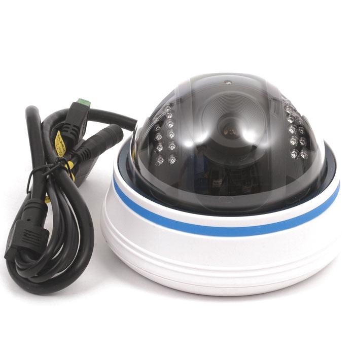 Zodiak 911 купольная IP-камера