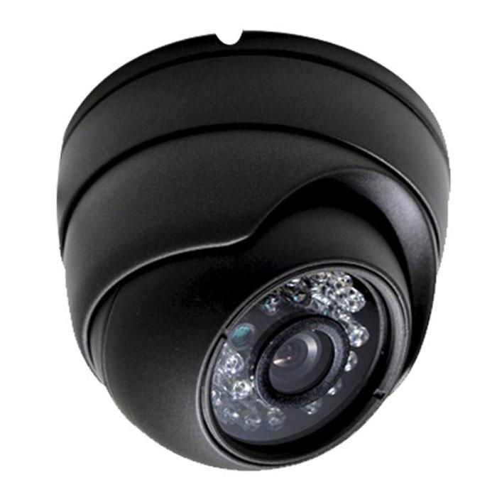 Sapsan SAV302M купольная видеокамераSAV302MЦветная, купольная, камера Sapsan SAV302M в металлическом корпусе с ИК подсветкой, обладает высокой чувствительностью. Камера предназначена для размещения в помещениях и имеет фиксированный объектив 3.6 мм. Источником приема видеосигнала может быть плата видеозахвата компьютера, видео регистратор и другие устройства. Для подключения камеры Sapsan SAV302M к устройству приема видеосигнала необходимо использовать коаксиальный кабель с волновым сопротивлением 75 Ом.