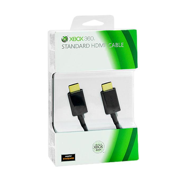 Кабель для Xbox 360 HDMI AV Cable9Z3-00010Кабель с разъемом HDMI и поддержкой многоканального звука Dolby Digital 5.1 для игровой приставки Microsoft Xbox 360. Раскройте цифровые возможности высокого разрешения системы Xbox 360. Наслаждайтесь фильмами и играми с высоким разрешением, используя разрешение 1080p. Особенности продукта: Подходит для мониторов и телевизоров стандарта HDTV с HDMI входом. Поддержка видеоформатов 1080p / 1080i / 720p. Поддержка многоканального звука Dolby Digital 5.1.