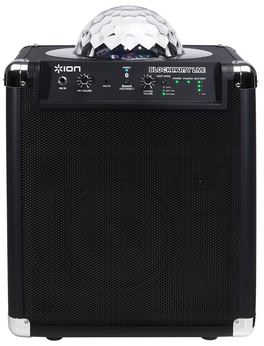 ION Audio Block Party Live беспроводная акустическая система