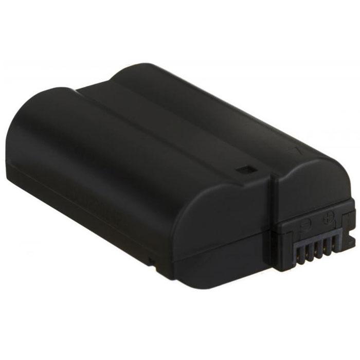 DigiCare PLN-EL15 аккумулятор для Nikon 1 V1PLN-EL15DigiCare PLN-EL15 - надежная и легкая аккумуляторная батарея для вашей фотокамеры. Она заменяет оригинальный аккумулятор Nicon EN-EL15. Данная модель отличается быстрым процессом зарядки и продолжительным временем автономной работы.