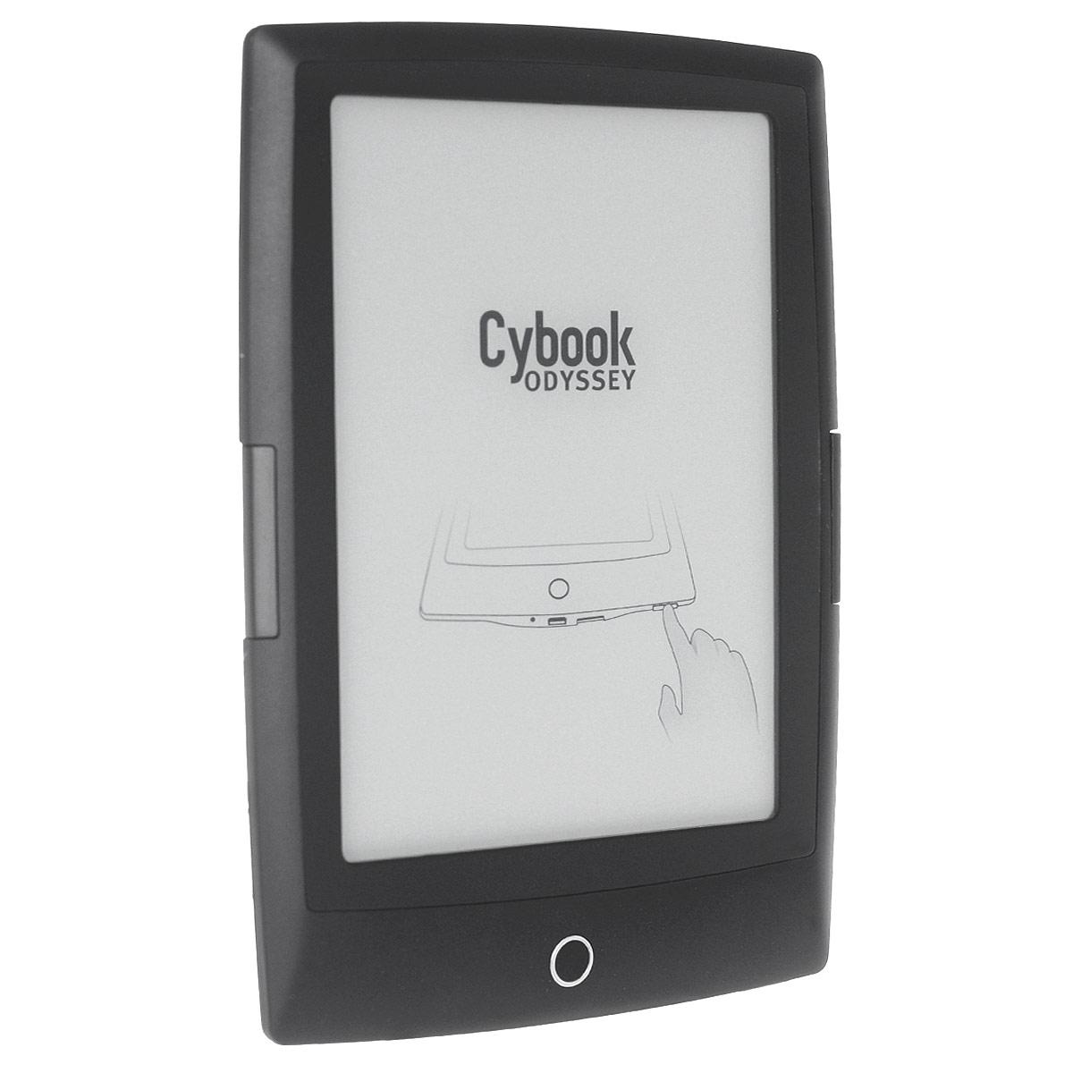 Bookeen Cybook Odyssey Essential, Black электронная книга