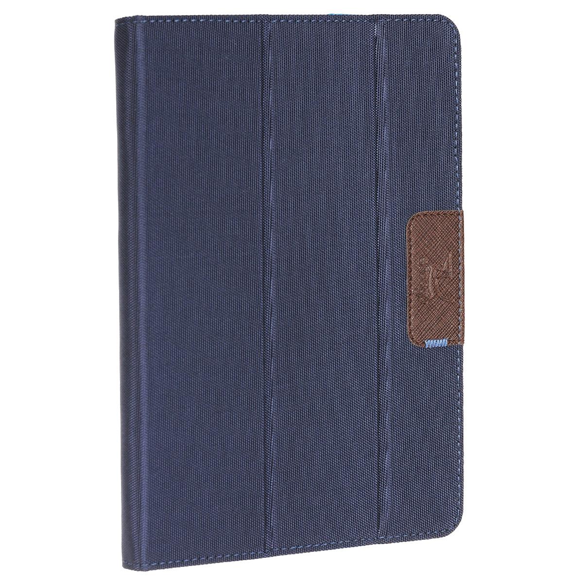 "Snoogy SN-FCU785 чехол для планшетов 7.85"", Blue (ткань)"