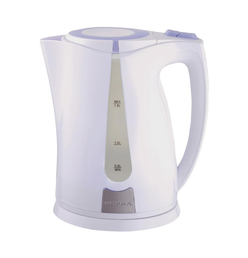 Supra KES-1821, White Violet электрический чайник