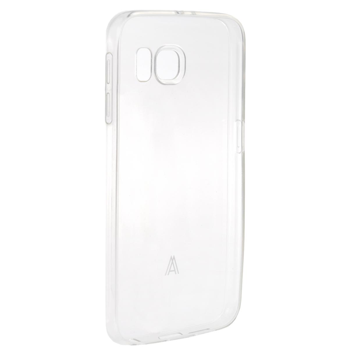 Anymode Soft Skin чехол для Samsung S6, ClearFA00032KCLНакладка Anymode Soft Skin для Samsung S6 защитит ваше устройство от механических повреждений и падений. Имеет свободный доступ ко всем разъемам и кнопкам телефона.