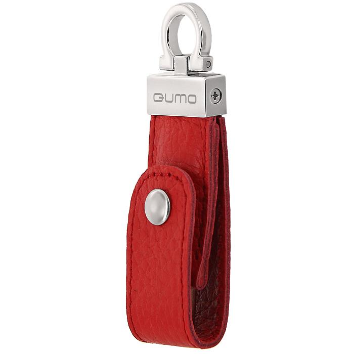 QUMO Lex 32GB, Red флеш-накопительQM32GUD-LexНадёжность, строгость и сдержанная роскошь - идеи, лежащие в основе линейки USB-накопителей LEX (закон - лат.) При их изготовлении используются хромированная сталь и кожа - классические, проверенные временем материалы, импонирующие тем, кто не гонится за показной красотой и замысловатым дизайном. Техническая начинка серии также не разочарует вас. Накопители упакованы в стильную подарочную картонную коробку с окном и пластиковой вставкой, выгодно отличающую их от общей массы подобной продукции.