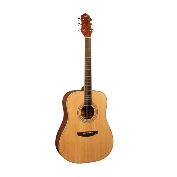 Flight AD-200, Natural акустическая гитара