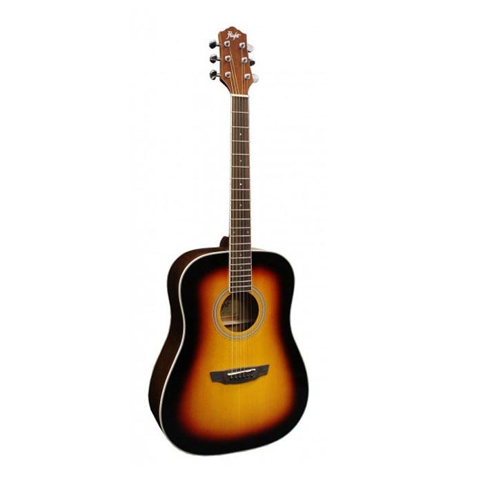 Flight D-200, Sunburst акустическая гитара