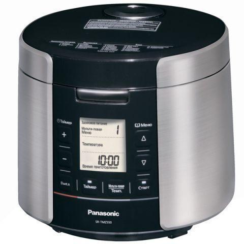 Panasonic SR-TMZ550LTQ мультиварка