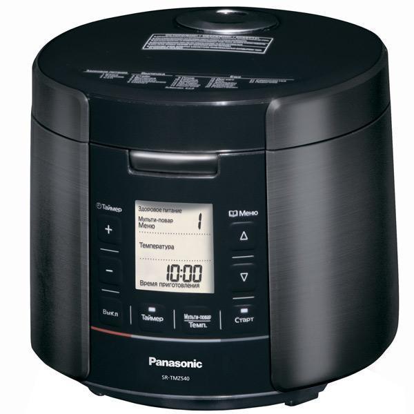 Panasonic SR-TMZ540KTQ мультиварка