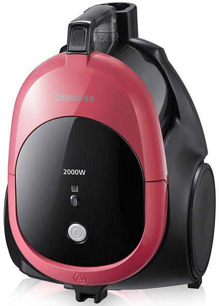 Samsung SC4477 пылесосSC 4477С пылесосом Samsung SC 4477 без мешка для сбора пыли вы наведете чистоту в вашем доме быстро и без усилий. Лучший выбор для аллергиков SC44 удаляет пыль и аллергены с тканей. Это значит, что данная модель - лучший выбор для тех, у кого дома домашние питомцы, а также для тех, кто страдает аллергией. Большой пылесборник можно реже опустошать Пылесос SC44 оснащен пылесборником объемом 1,3 литра, т.е. в нем скапливается больше пыли и мусора, и его можно реже опустошать. Чистый воздух! Легко дышится! Samsung использует микрофильтры HEPA для обеспечения чистого выхлопа во время работы пылесоса. Поглощая микрочастицы и другие аллергены, включая жидкие частицы, фильтры HEPA создают чистую воздушную среду в помещении. Фильтрующие свойства микрофильтров HEPA подтверждены исследовательскими институтами Германии. Две камеры - в два раза чище дом Уникальная двухкамерная система Twin Chamber System компании Samsung включает две...