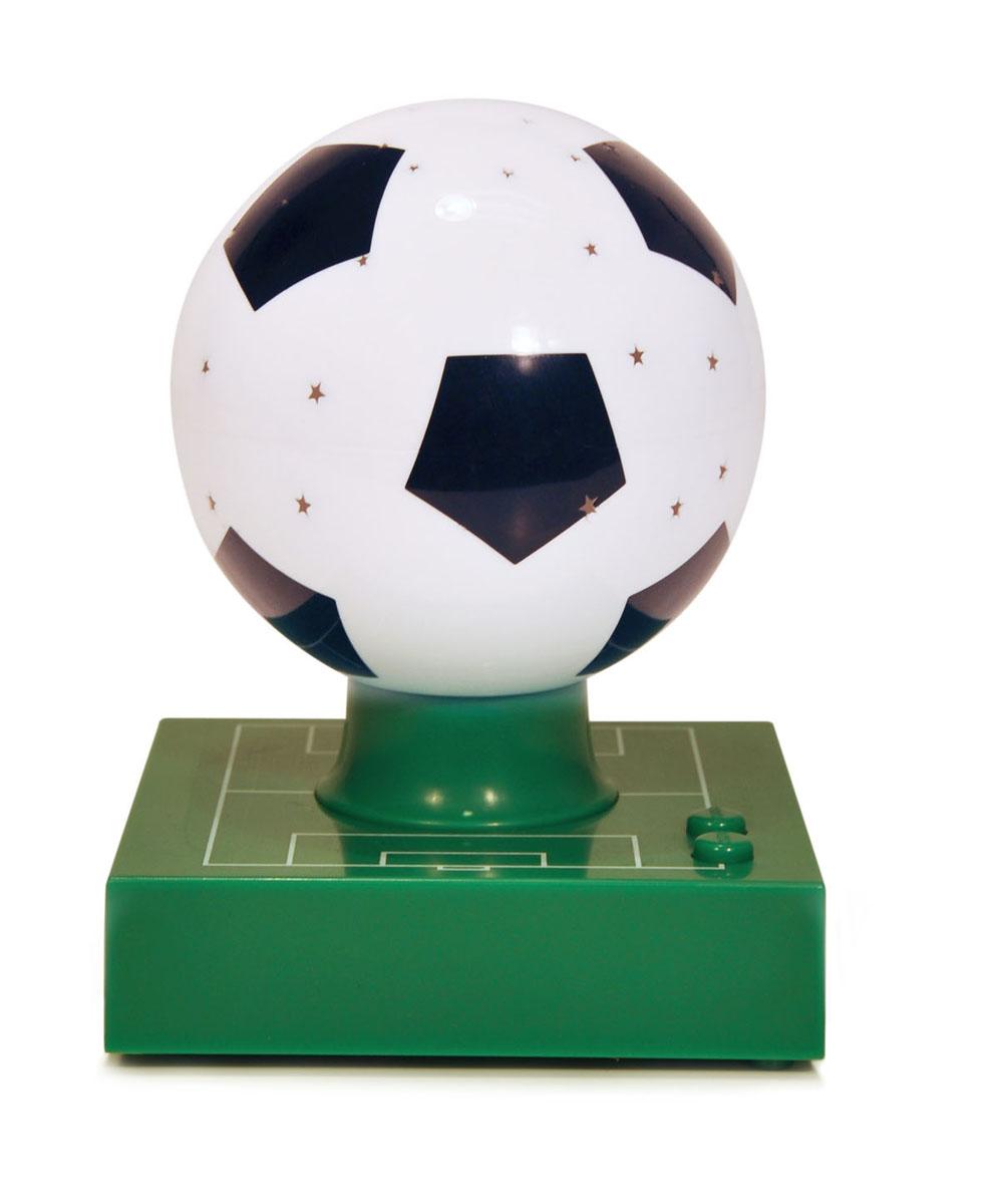 Ночник-проектор звездного неба Cloud B Звездный Футбол