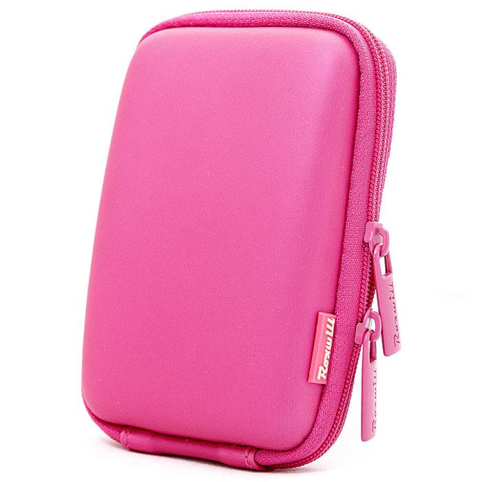 Roxwill C10, Pink чехол для фото- и видеокамер C10 pink
