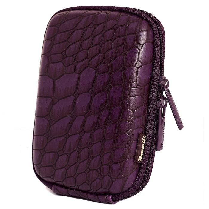 Roxwill C30 Croco, Violet чехол для фото- и видеокамер C30 croco violet