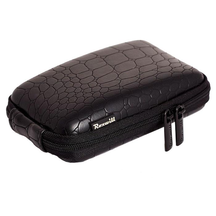 Roxwill C40 Croco, Black чехол для фото- и видеокамер C40 croco black