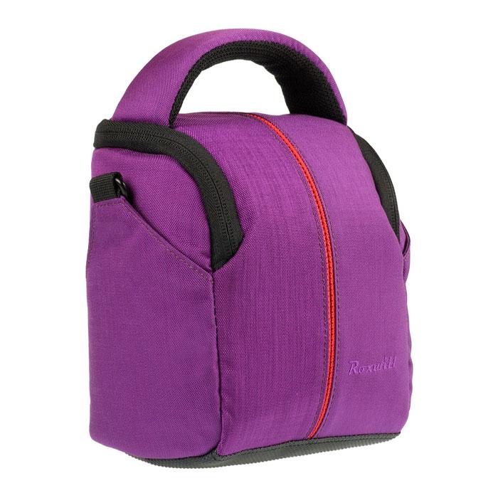 Roxwill NEO-10, Purple чехол для фото- и видеокамер NEO-10 purple