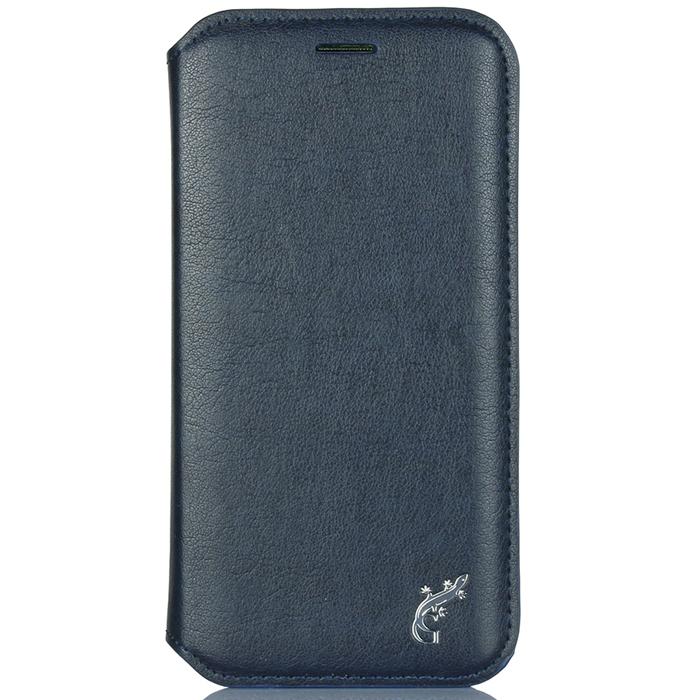 G-Case Slim Premium чехол для Samsung Galaxy S6 Edge, Navy