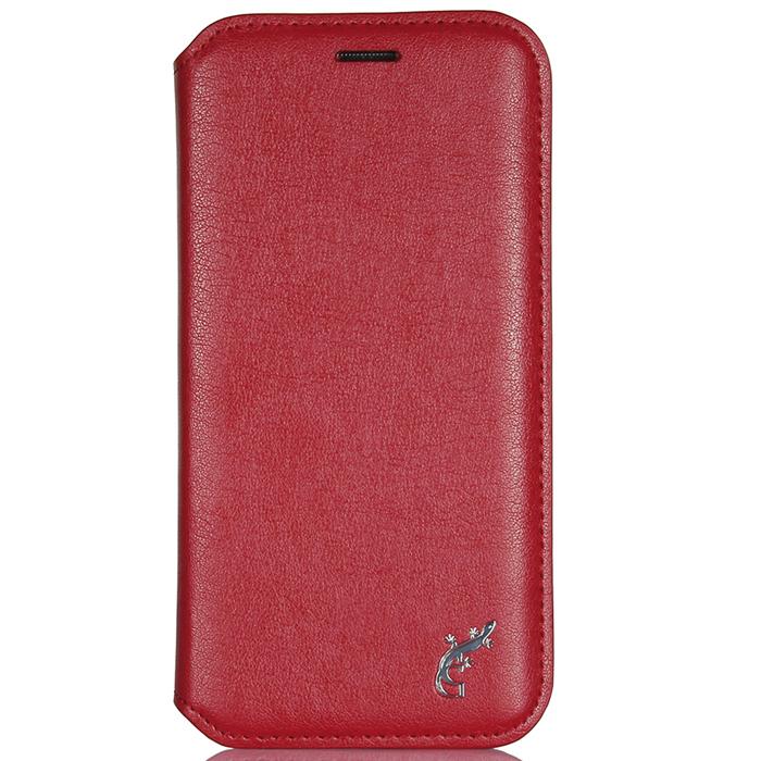 G-Case Slim Premium чехол для Samsung Galaxy S6 Edge, RedGG-617Чехол G-Case Slim Premium для Samsung Galaxy S6 Edge - это стильный и лаконичный аксессуар, позволяющий сохранить устройство в идеальном состоянии. Надежно удерживая ваш смартфон, обложка защищает корпус и дисплей от появления царапин, налипания пыли и других механических повреждений. Имеется свободный доступ ко всем разъемам устройства.
