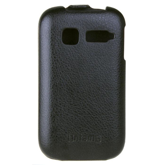Untamo Accento Flip чехол для Alcatel 4014D, Black
