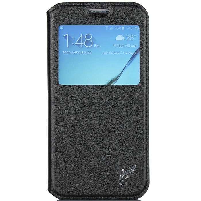 G-Case Slim Premium чехол для Samsung Galaxy S6, BlackGG-610Чехол G-Case Slim Premium для Samsung Galaxy S6 - это стильный и лаконичный аксессуар, позволяющий сохранить устройство в идеальном состоянии. Надежно удерживая ваш смартфон, обложка защищает корпус и дисплей от появления царапин, налипания пыли и других механических повреждений. Имеется свободный доступ ко всем разъемам устройства.
