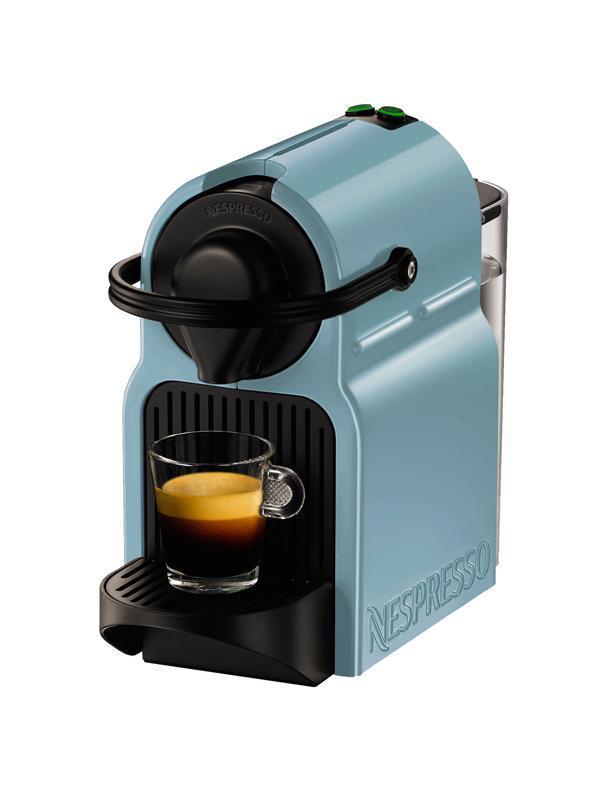 Krups Nespresso Inissia XN100410, Blue кофемашина ( XN100410 )