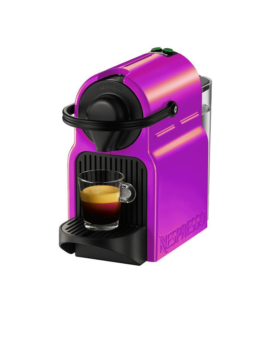 Krups Nespresso Inissia XN100710, Fuchsia кофемашина ( XN100710 )