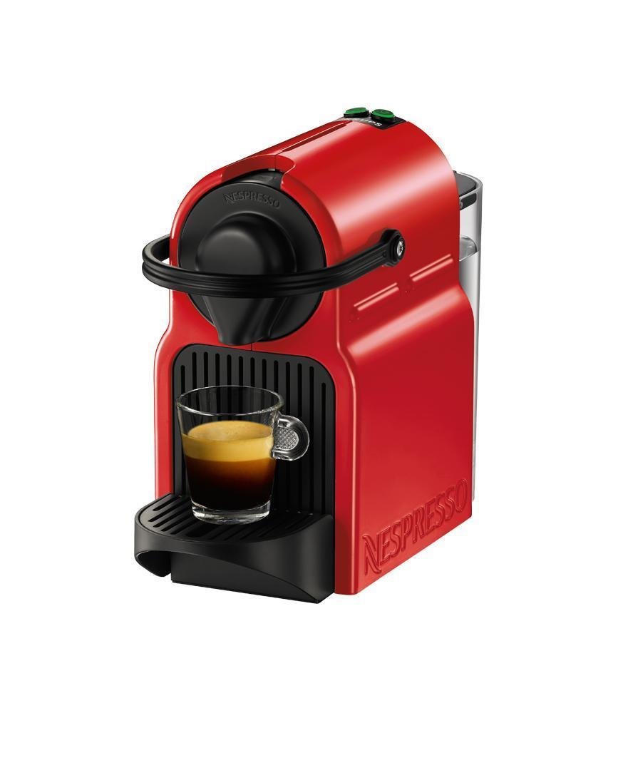 Krups Nespresso Inissia XN100F10, Orange кофемашина ( XN100F10 )