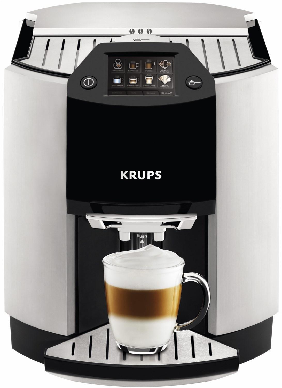 Krups Barista EA901030 кофемашина