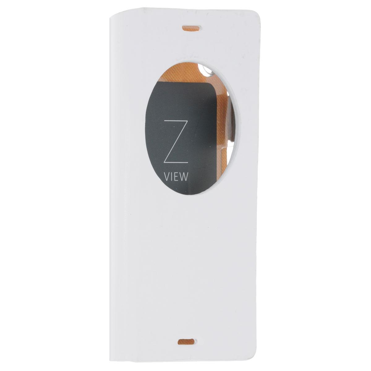 Avoc Z-View Toscana Diary чехол для Sony Xperia Z3, WhiteAA400340Avoc Z-View Toscana Diary для Sony Xperia Z3 - стильный аксессуар, который защитит ваше мобильное устройство от внешних воздействий, грязи, пыли, брызг. Чехол также поможет при ударах и падениях, смягчая удары, не позволяя образовываться на корпусе царапинам и потертостям. Обеспечивает свободный доступ ко всем разъемам и клавишам устройства.