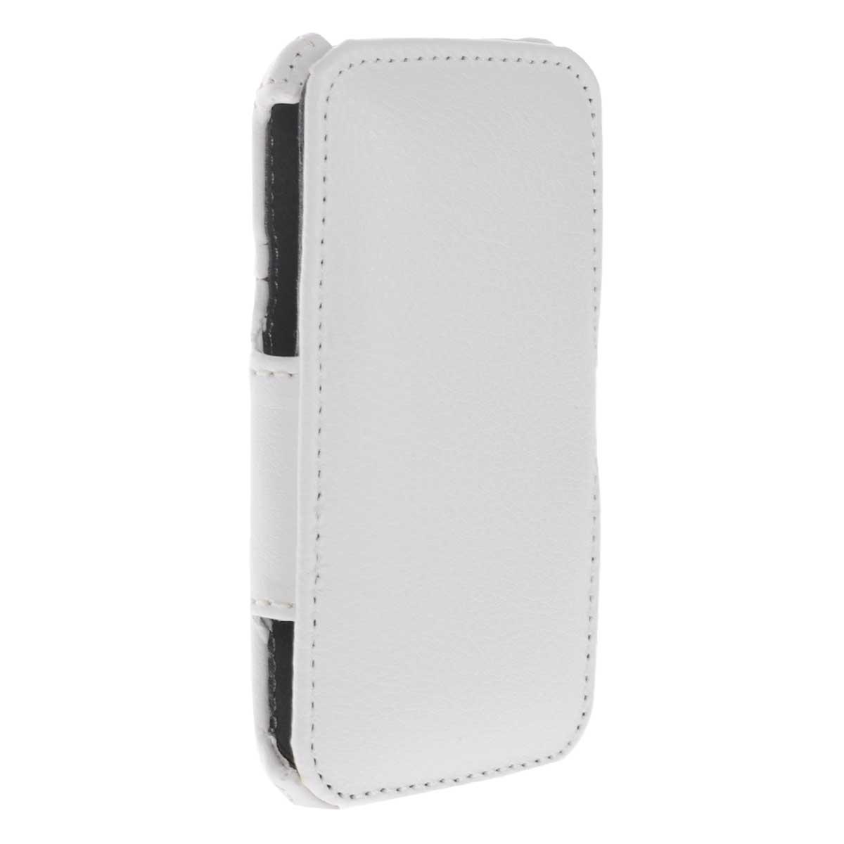 Ecostyle Shell чехол-книжка для HTC Desire U, White