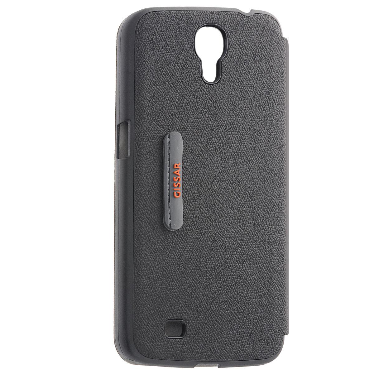 Gissar Rocky чехол для Samsung Mega 6.3, Black58616Чехол Gissar Rocky для Samsung Mega 6.3 предназначен для защиты корпуса смартфона от механических повреждений и царапин в процессе эксплуатации. Имеет свободный доступ ко всем разъемам и кнопкам устройства.