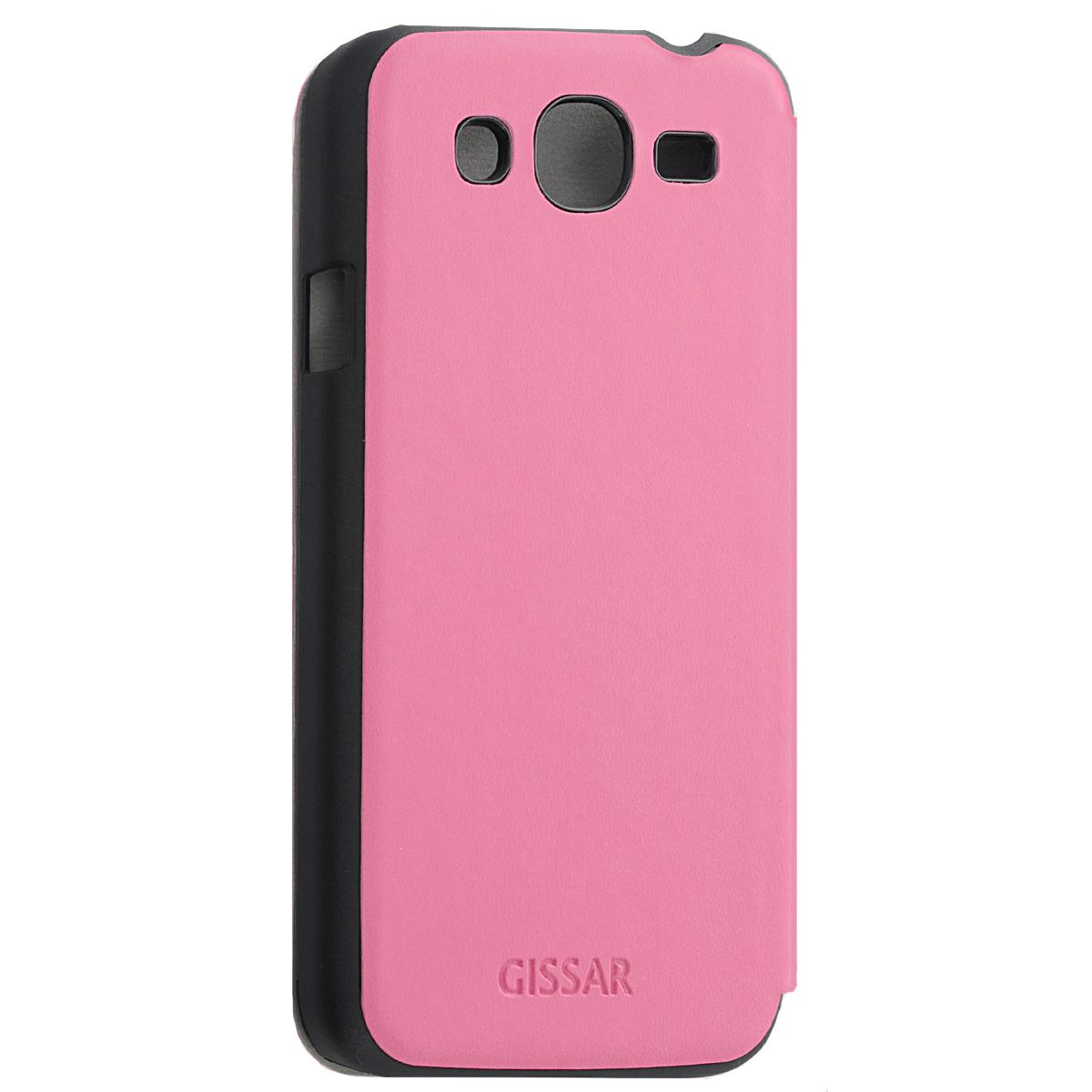 Gissar Paisley чехол для Samsung Mega 5.8, Pink58135Чехол Gissar Paisley для Samsung Mega 5.8 предназначен для защиты корпуса смартфона от механических повреждений и царапин в процессе эксплуатации. Имеет свободный доступ ко всем разъемам и кнопкам устройства.