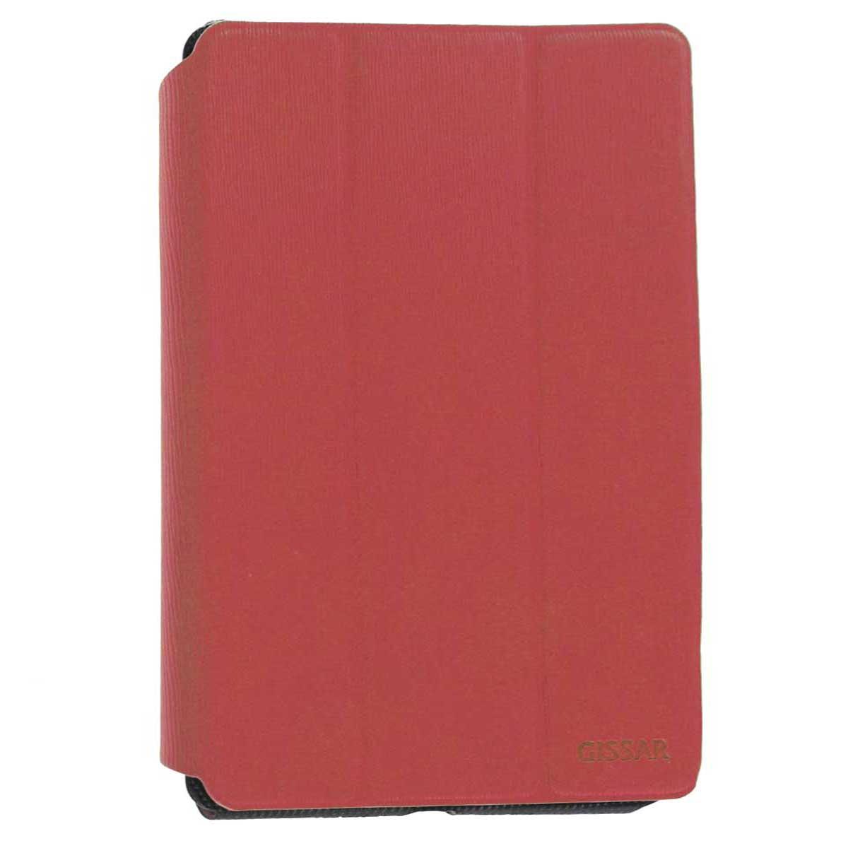 Gissar Wave чехол для Apple iPad 2/3/4, Orange31686Чехол Gissar Wave для iPad 2/3/4 предназначен для защиты корпуса планшета от механических повреждений и царапин в процессе эксплуатации. Имеет свободный доступ ко всем разъемам и кнопкам устройства.