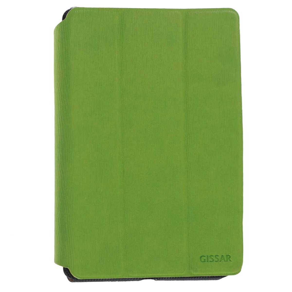 Gissar Wave чехол для Apple iPad 2/3/4, Green31684Чехол Gissar Wave для iPad 2/3/4 предназначен для защиты корпуса планшета от механических повреждений и царапин в процессе эксплуатации. Имеет свободный доступ ко всем разъемам и кнопкам устройства.