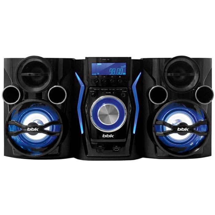 BBK AMS110BT, Black Dark Blue музыкальный центр ( AMS110BT )
