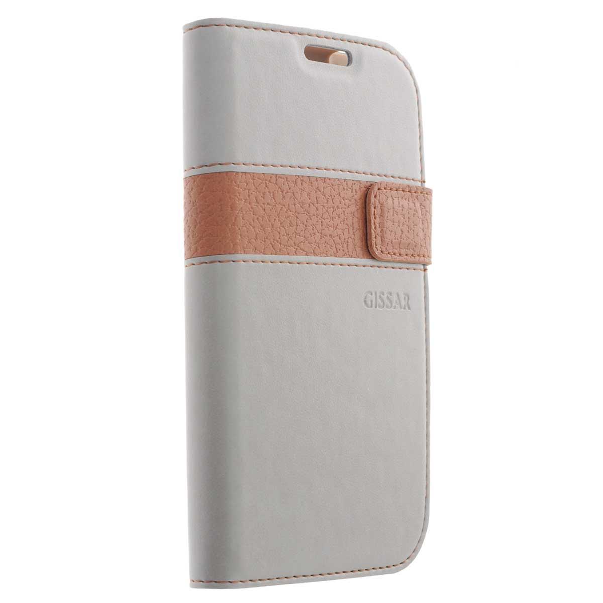 Gissar Essential чехол для Samsung Galaxy S4, Beige40260Чехол Gissar Essential для Samsung Galaxy S4 предназначен для защиты корпуса телефона от механических повреждений и царапин в процессе эксплуатации. Имеет свободный доступ ко всем разъемам и кнопкам устройства.