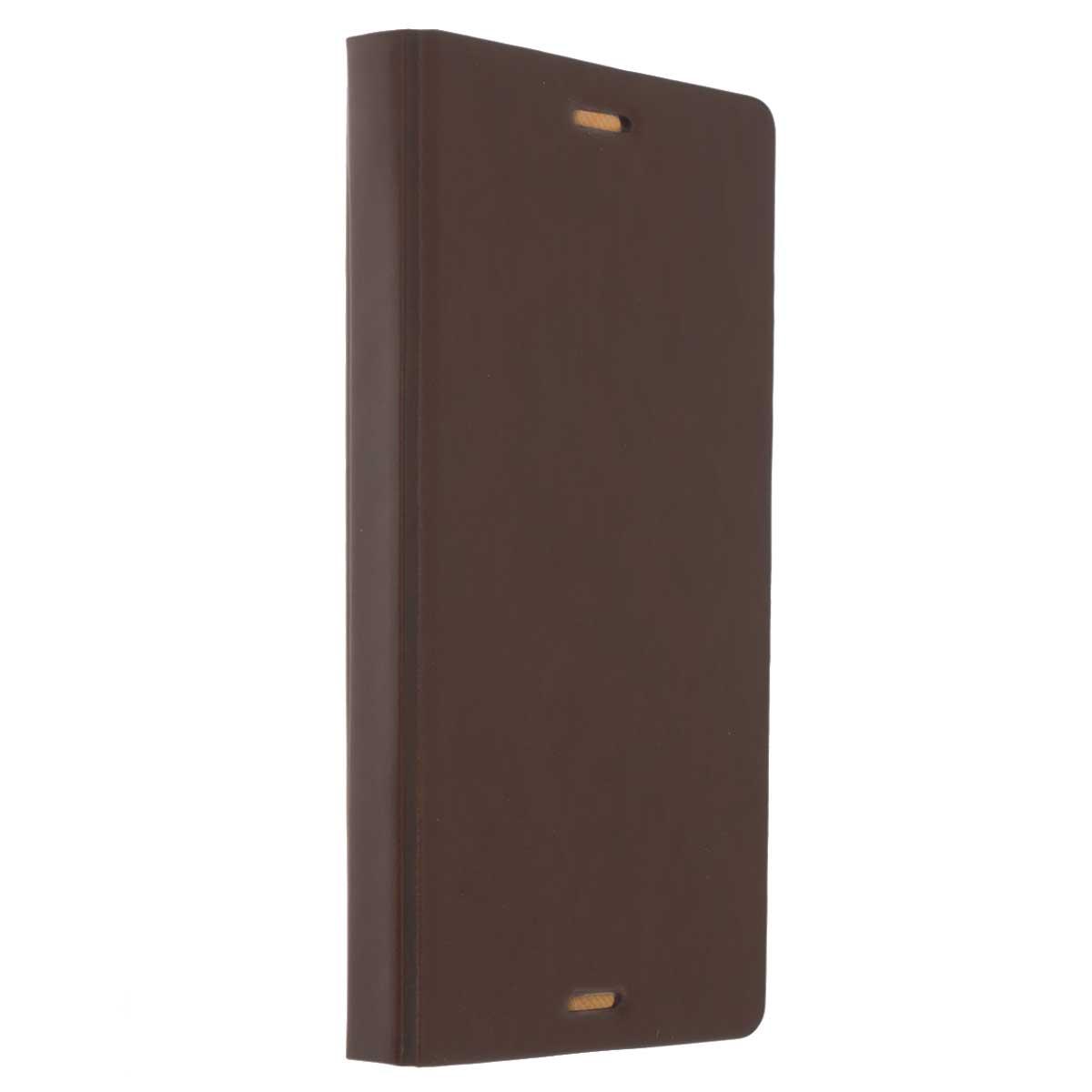 Avoc Toscana Diary чехол для Sony Xperia T3, VinousAA400165Avoc Toscana Diary для Sony Xperia T3 - стильный аксессуар, который защитит ваше мобильное устройство от внешних воздействий, грязи, пыли, брызг. Чехол также поможет при ударах и падениях, смягчая удары, не позволяя образовываться на корпусе царапинам и потертостям. Обеспечивает свободный доступ ко всем разъемам и клавишам устройства.
