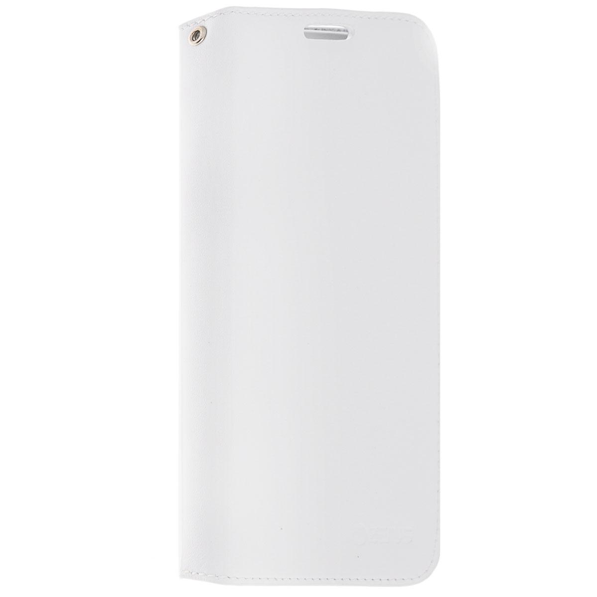 Zenus Heritage чехол для Samsung Galaxy S4, White761830Zenus Heritage - стильный аксессуар, который защитит ваше мобильное устройство от внешних воздействий, грязи, пыли, брызг. Чехол также поможет при ударах и падениях, смягчая удары, не позволяя образовываться на корпусе царапинам и потертостям. Обеспечивает свободный доступ ко всем разъемам и клавишам устройства.