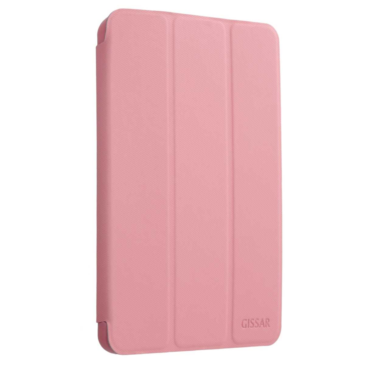Gissar Twill чехол для Apple iPad mini 1/2/3, Pink26097Чехол Gissar Twill для iPad mini 1/2/3 предназначен для защиты корпуса планшета от механических повреждений и царапин в процессе эксплуатации. Имеет свободный доступ ко всем разъемам и кнопкам устройства.